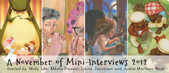 A November of Mini-Interviews 2012