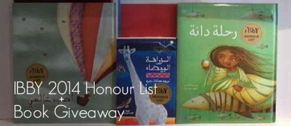 IBBY 2014 Honour List