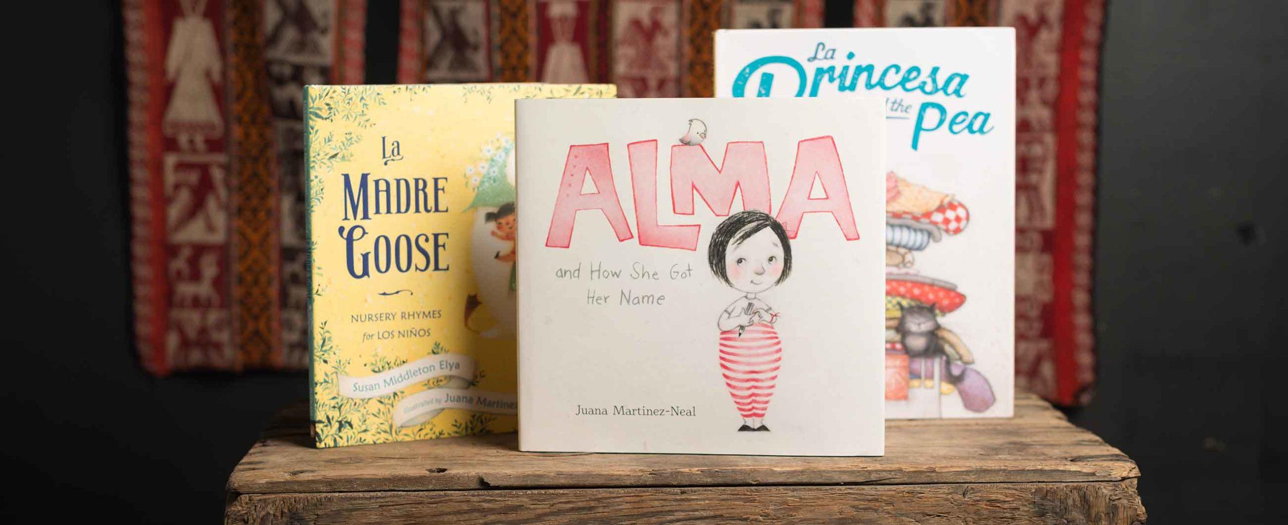 Books by Juana Martinez-Neal