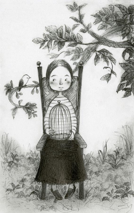 Pajarito by Juana Martinez-Neal