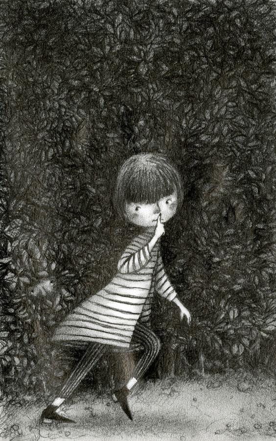 Shhh by Juana Martinez-Neal