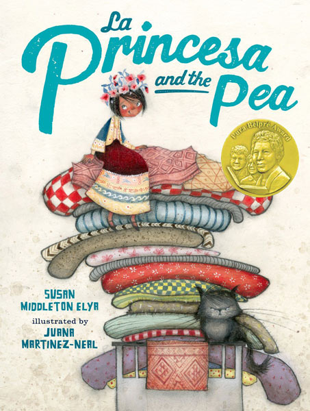 Prodigious! LA PRINCESA AND THE PEA: Cover Reveal And Pre-order Links