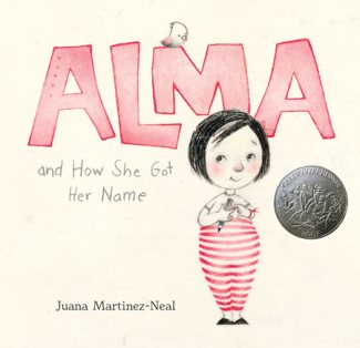 Cover of Alma and How She Got Her Name