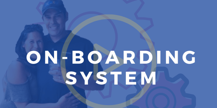 On-Boarding System