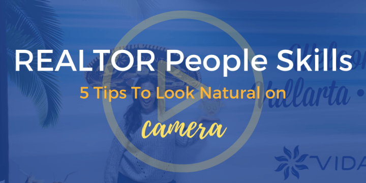 5 Tips To Look Natural on Camera
