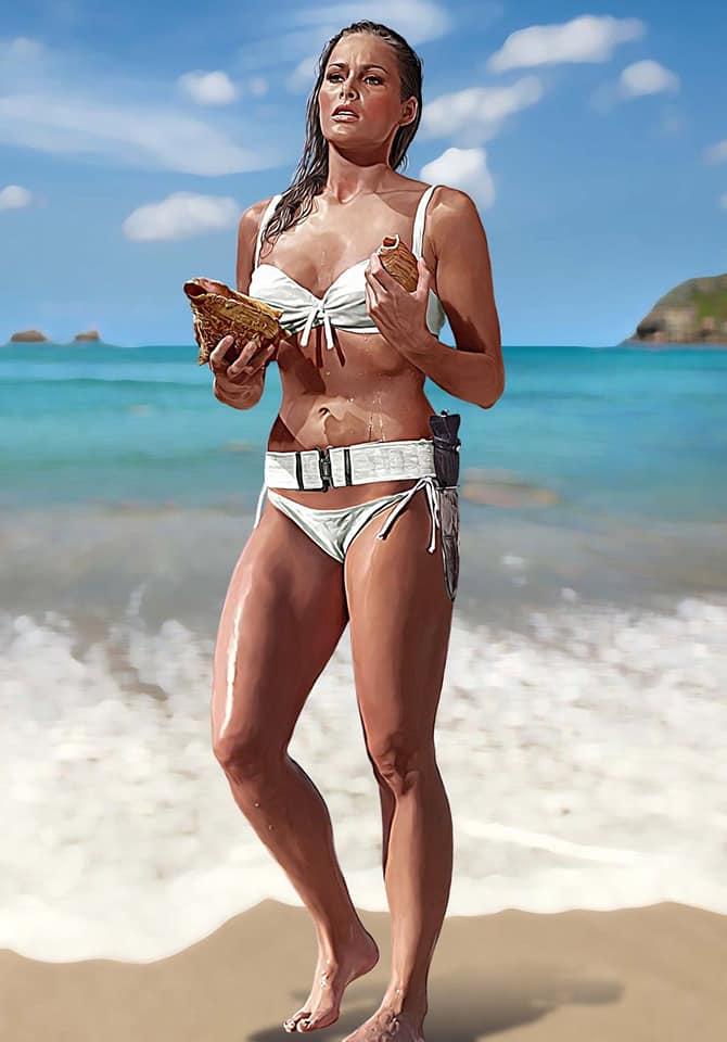 Ursula Andress - Va de Cine
