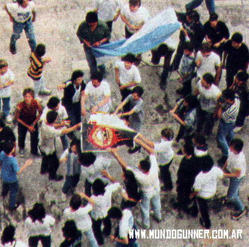Guns N' Roses 1992, Chile-Argentina (4/5)