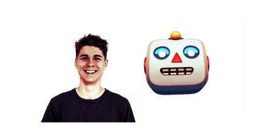 robot - human