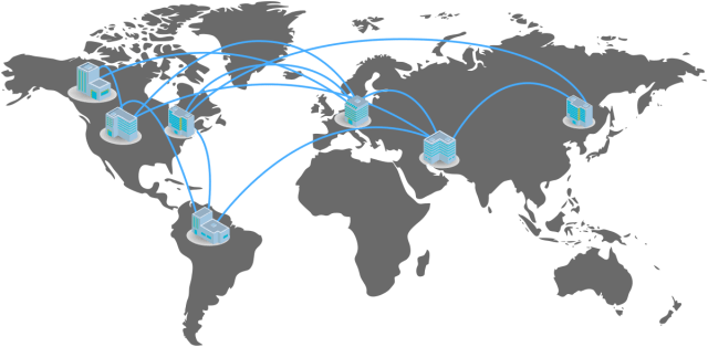 Edge computing Map