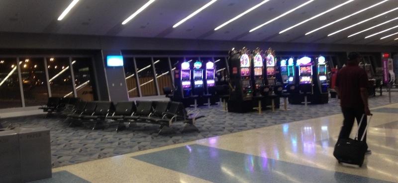 Vegas - aeropuerto