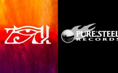 ZiX Firma contrato con Pure Steel Records