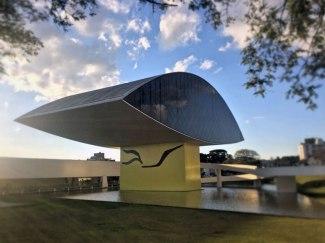 Viajes - Curitiba - Museo Niemeyer