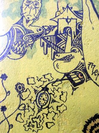 Brasil - Curitiba -Streetart