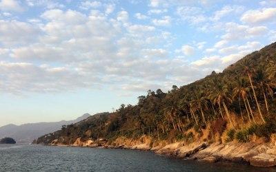Ilhabela y una de sus playas escondidas