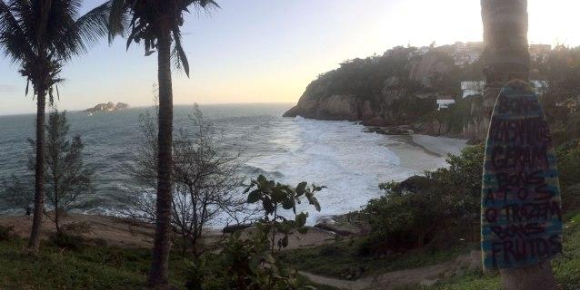 Juan Carrizo - Rio - Praia joatinga