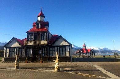 Ushuaia - Fin del mundo - Antigua Casa Beban
