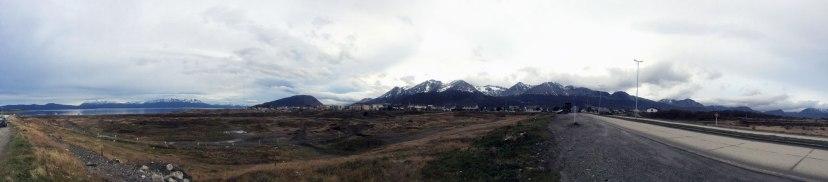 Ushuaia - Fin del mundo - La puerta de Ushuaia