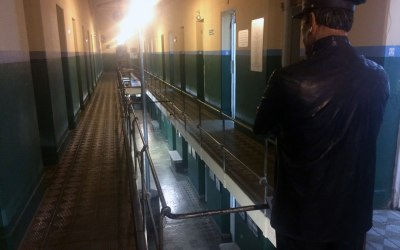 La cárcel del fin del mundo (Ushuaia)
