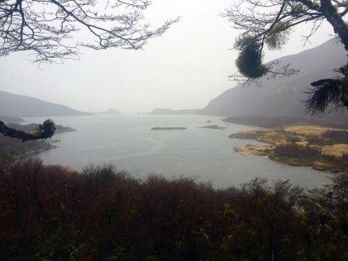 Ushuaia - Bahia de Lapataia - Una panoramica del fin del mundo