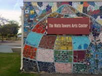 Watts Towers - Centro de artes