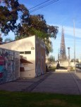 Watts Towers - a la distancia