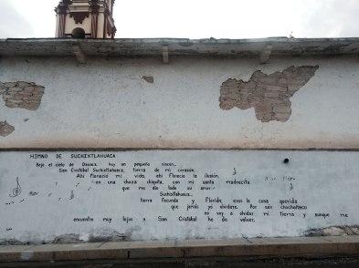 Juan Carrizo   Viajes - El himno de Suchixtlahuaca