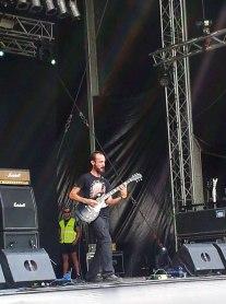 Juan Carrizo | ZiX @ Metal Days 2016 - Juan para las mazas