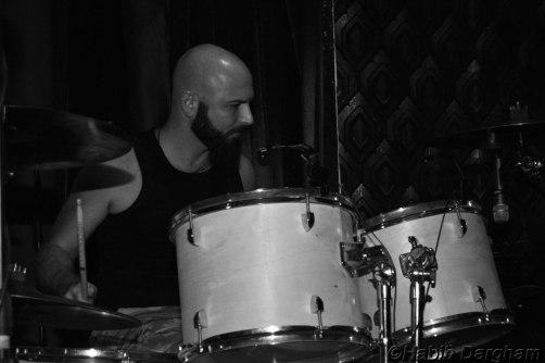 Juan Carrizo | Heavy Metal en Beirut - Ziad El Alam