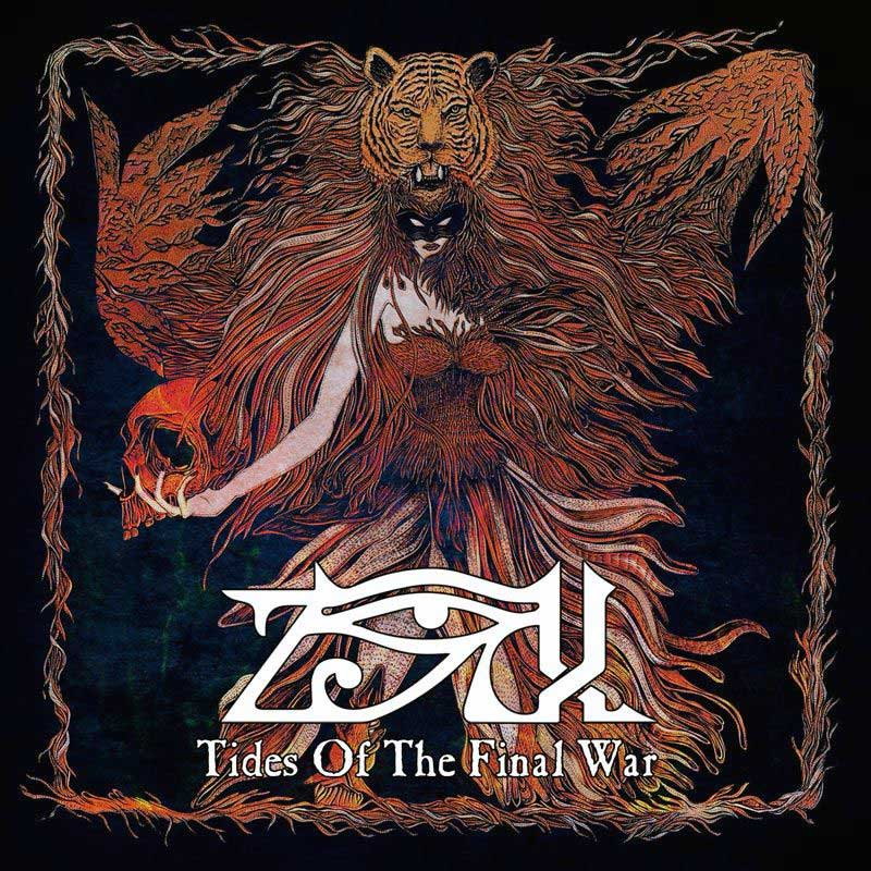 ZiX | Tides of the Final War - front cover