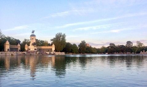 Juan Carrizo [viajes] Madrid   Parque del Retiro