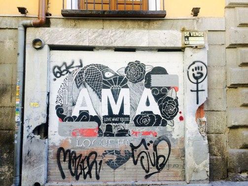 Juan Carrizo [viajes] Madrid   AMA lo que haces