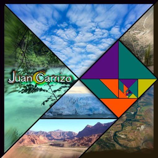 Juan Carrizo | Tangram [single] front cover