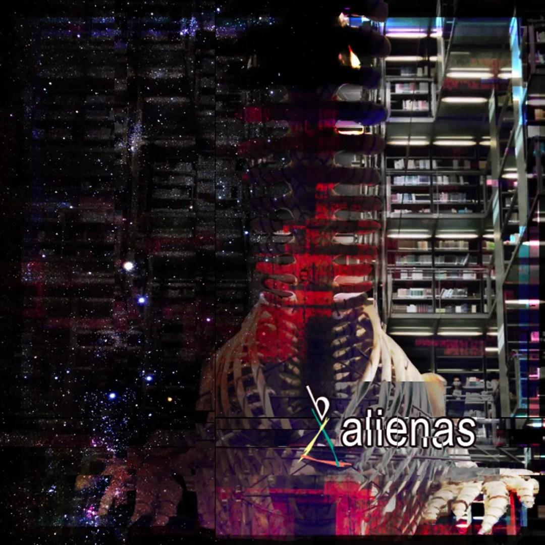 Juan Carrizo [single] Alienas
