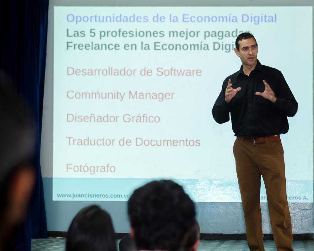 Juan Cisneros Economía Digital