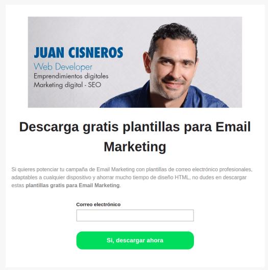free template mailchimp emailmarketing