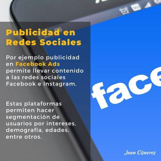 Tácticas inteligentes para generar tráfico en nuestro sitio web - Facebooks Ads Publicidad en redes sociales