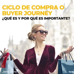 Buyer Journey o Ciclo de compra que es por qué es importante