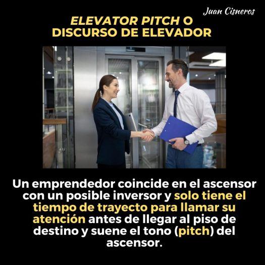 3 ejemplos prácticos para hacer un elevator pitch de impacto Caso Hipotético