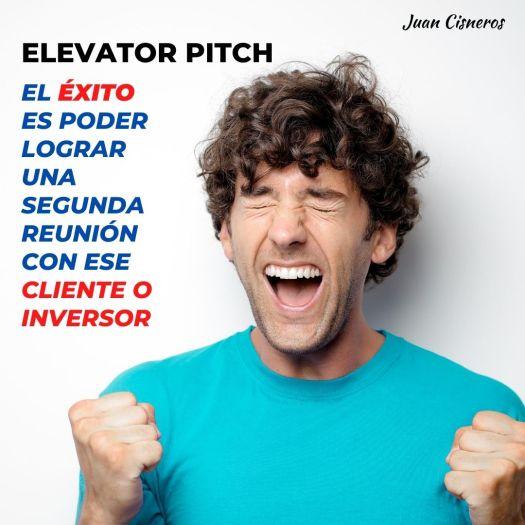 3 ejemplos prácticos para hacer un elevator pitch de impacto Objetivos