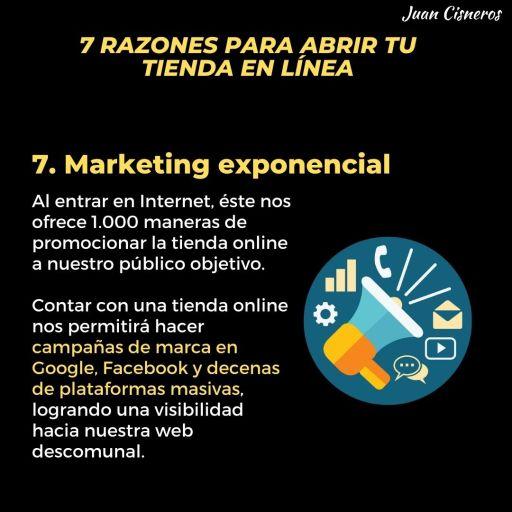 mas marketing en tu tienda online