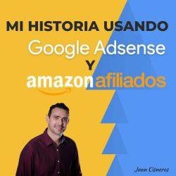 Ganar dinero en Internet con AdSense y Amazon Afiliados