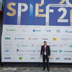 Participación en el Foro Económico Internacional de San Petersburgo SPIEF 2021