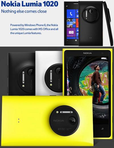 Nokia Lumia 1020, poderío total (2/6)