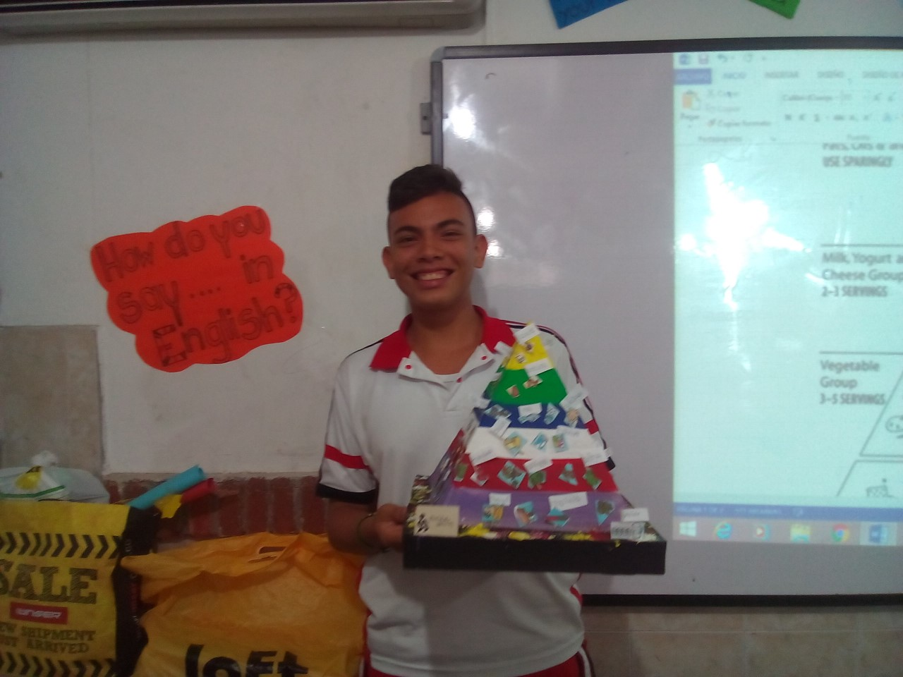 Healthy Life Project In Giron