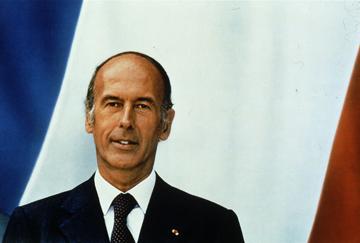 Con Valéry Giscard d'Estaing se produce el cambio de tendencia