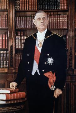 El Presidente De Gaulle