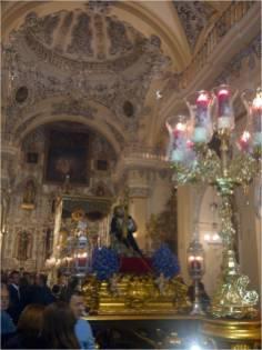 La iglesia de Belén una de las más bellas de las numerosas que existen en Antequera