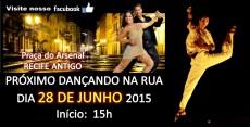 Richard Thompson - Recife e RT Produções no Dançando na Rua Dia 28 de Junho de 2015 Não percam!