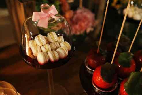 Candy bar Juanfran Asencio
