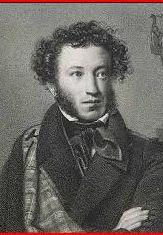 escritor-Aleksandr -Pushkin